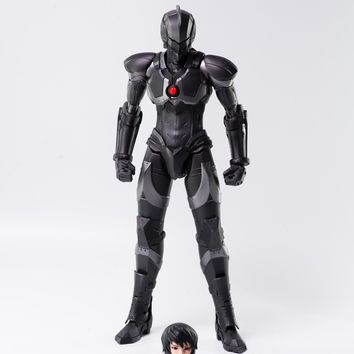 Ultraman Suit Stealth Version 1:6-scale action figure by ThreeZero