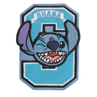 Loungefly Disney Lilo & Stitch Varsity Letter Iron-On Patch