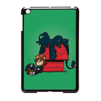 Disney Dragon Peanuts iPad Mini Case