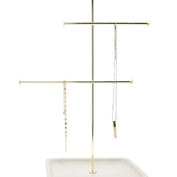 High-Polish Jewelry Stand