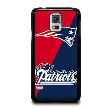 new england patriots samsung galaxy s5 case cover  number 2