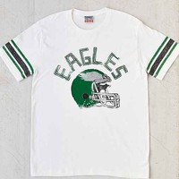 Junk Food Philadelphia Eagles 2014 Tee- Ivory
