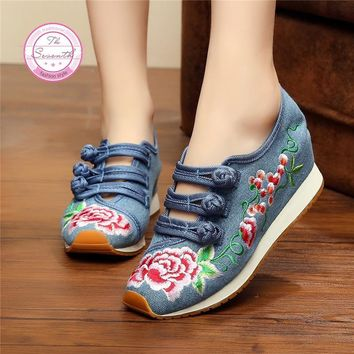 Women casual shoes 35-40 comfortable spring/autumn fashion breathable walk shoes women
