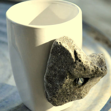 Rock Climbing  Hold Coffee Cup