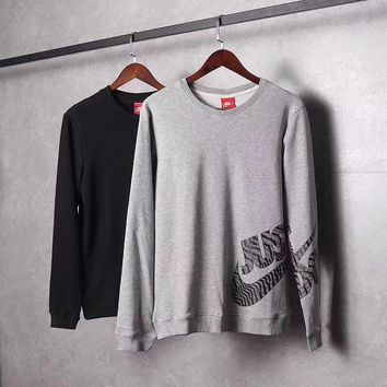 nike long sleeves top sweater pullover sweatshirt