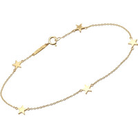 Jennifer Meyer Gold Star-by-the-Inch Bracelet at Barneys New York at Barneys.com