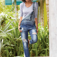 Machine Jeans Overall