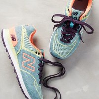 New Balance Woven 574 Sneakers Blue