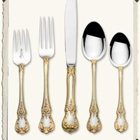 TOWLE SILVERSMITHS GRAND BAROQUE CUTLERY