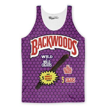 Honey Berry Backwoods Tank Top