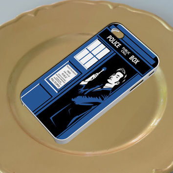 Tardis Doctor Who For Iphone 4/4s/5/5c/5s Plastic Case, iPhone 4/4s, 5 Rubber Case and Samsung S2/S3/S4 Plastic/Rubber case