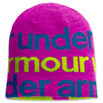 Kids' Under Armour Switch It Up Reversible Beanie Hat
