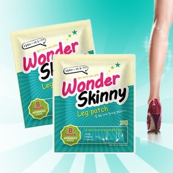 Wonder Skinny, Leg Patch, Calf Management, Patent Patch,2pcsx3set,new Weight Loss,signature Skinny Slimming Patch,weight Management,weight Loss Detox,weight Loss Aids,slim Weight Patch,skinny Patches,quickest Way to Lose Weight,leg Massager,leg Patch,fast