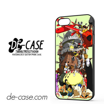 Mononoke Totoro Anime Manga DEAL-7375 Apple Phonecase Cover For Iphone 5 / Iphone 5S