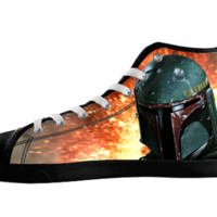 Boba Fett High Top Shoes