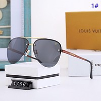LV Fashion new polarized sun protection travel men eyeglasse glasses 1#