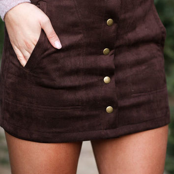 Twig: Chocolate Wishes Skirt