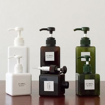 FarenHot Liquid Dispensers, Useful for Bathroom soap, Sanitizer, Shampoo, Body Wash and more.
