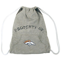 Denver Broncos NFL Hoodie Clinch Bag