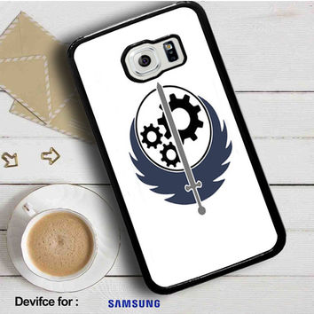 Fallout Brotherhood of Steel Samsung Galaxy S6  Case  Dollarscase.com