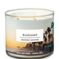 BRONZED GODDESS3-Wick Candle