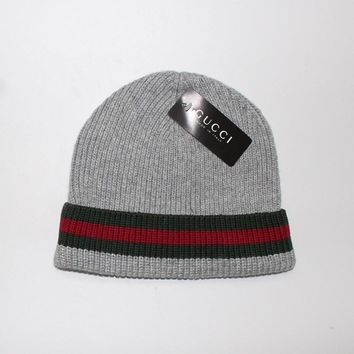 GUCCI Fashion Winter Knit Women Beanies Hat Cap One-nice™
