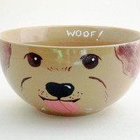 Dog Food Bowl or Water Dish for your precious pet