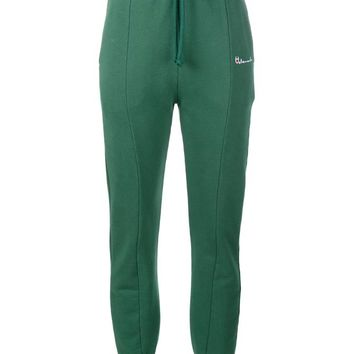 VETEMENTS | Cut-Out Cuff Sweat Pants | Womenswear | Browns Fashion