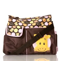 Baby Giraffe Tote Diaper Bag 380482774 | Totes | Diaper Bags | Baby Gear | Burlington Coat Factory