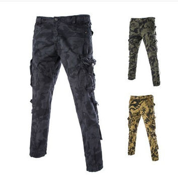 Mens Cool Camo Pants