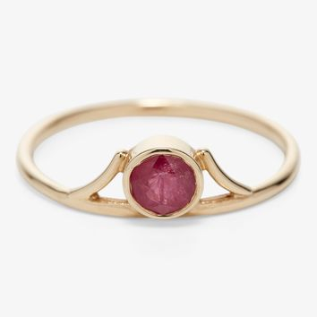 Collette Ishiyama ABC Suspense Ruby Ring – ABC Carpet & Home