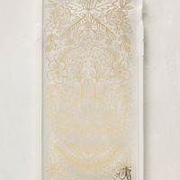 Gilded Lace iPhone 6 Plus Case by Rifle Paper Co. Clear One Size Tech Essentials