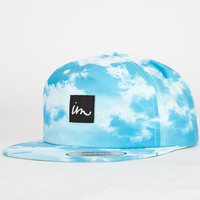 Imperial Motion Float Mens Snapback Hat Blue One Size For Men 23975920001