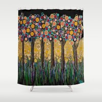 :: Morning Light :: Shower Curtain by :: GaleStorm Artworks ::