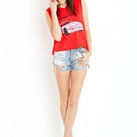 California Girl Cutoff Tee | NASTY GAL | Jeffrey Campbell shoes, Cheap Monday, MinkPink, BB Dakota, UNIF + more!