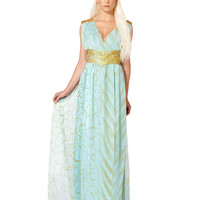 Games of Thrones Daenerys Qarth Womens Costume – Spirit Halloween
