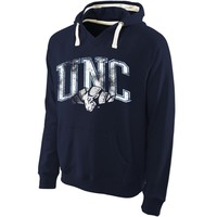 North Carolina Tar Heels Solace Slub Pullover Hoodie – Navy Blue