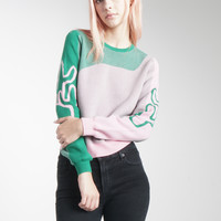 Touch the Cactus Sweater  **Backorder, Ships 2/8**