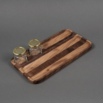 Rolling Tray, Serving Tray, Wood Tray, OOAK Custom Wood Tray, Cedar Tray, Herb Tray, Custom Wood Tray, Stoner Gifts, Smoking Accessories