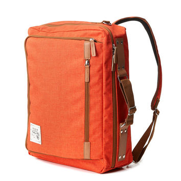 Mega Function Backpack (Orange)