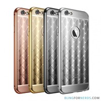 Metal Bumper and Back Cover - iPhone 6 Case