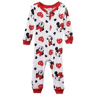 Disney's Minnie Mouse Pajamas - Baby Girl, Size: