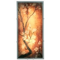 Cherry Blossom Wall Sconce Light (8819) - Illuminada
