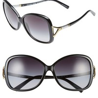 Women's Michael Kors Collection 60mm Butterfly Sunglasses