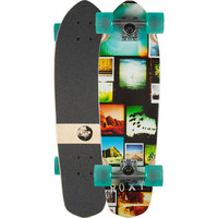 Roxy Remember Me Cruiser Skateboard Natural One Size For Men 26036542301
