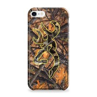Love Browning Deer Camo Boy iPhone 7 | iPhone 7 Plus Case