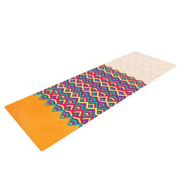 "Pom Graphic Design ""Horizons III"" Yoga Mat"
