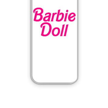 Barbie Doll - iPhone 5&5s Case