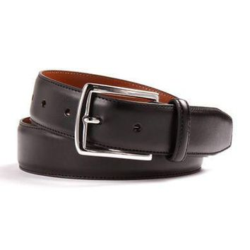 Lauren Ralph Lauren Leather Dress Belt