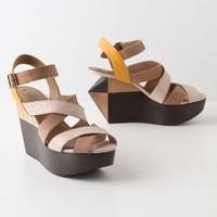 Diamond-Sliced Wedges - Anthropologie.com